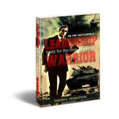 On the Battlefield: Leadership traits for the new Marketer Warrior